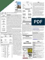 7/13/14 Bulletin