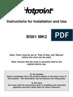 Hot Point BS61 MK2