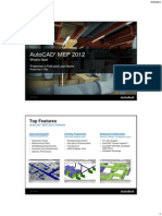 Autocad Mep 2012 Whats New Presentation En
