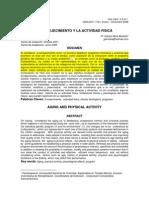 Mora Bautista, G. (2008). El envejecimiento y la actividad f+¡sica [19 p.]