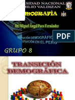 Transicion Demografica 2014 Ppt