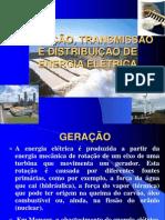 6 Geração, Transmissão e Distribuição de Energia Elétrica
