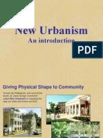 New Urbanism Report