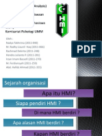 Training Need Analysis HMI Komisariat Psikologi UMM