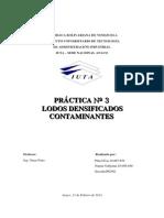 DENSIFICANTES CONTAMINADO