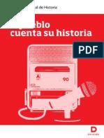 El Pueblo Cuenta Si Historia