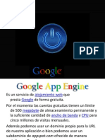 Google APP ENGINE1 Expooo