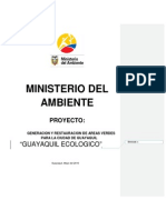 Proyecto Guayaquil Ecologico f