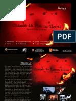 """""""Cuando Tierra Llora"""" Presskit de Guarango y Quisca"""
