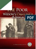 The Poor Widows Challenge