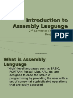 Introduction to Assembly Language (with new lessons)