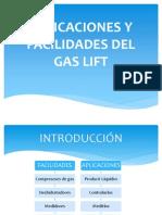 Aplicaciones y Facilidades Del Gas Lift