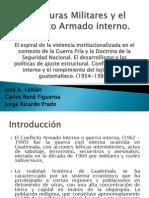Dictaduras Militares y el Conflicto Armado interno.pptx