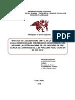 MEDICION DE LA SENSIBILIDAD DENTAL  ANTES Y DESPUES DEL ACLAREAMIENTO CON PEROXIDO DE HIDROGENO AL 35.docx
