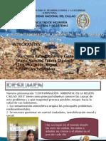 Contaminacion en El Callao