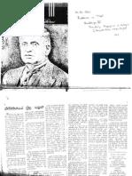 RHM-002 Article in Sinhala Tibbataye Budu Sasuna. Pp. 6 - 7 in; Buddhiya. Samskrutika Masikaya. Vol. I, Fasc. I. November 1963