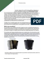 Themalijst accordeonmuziek