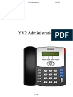 YV2 Administration