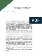 GNUTZMANN R. - Pais Port%C3%A1til%2C Entre El Documento y La Ficci%C3%B3n