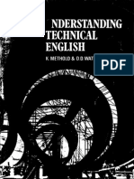 Understanding Technical English 1
