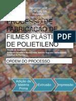 Processo de Fabricação de Embalagens Plásticas Flexíveis