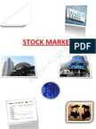 Indian Stock Markets - Project Report