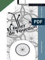 El Taller de Foucault. Luis Gonzales