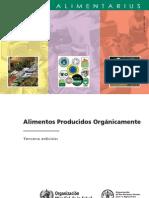 Fao Normas de Agricultura Organica