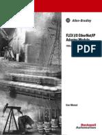 Ethernet_1794-AENT User Manual