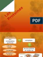 Las Proteínas 3d 2012