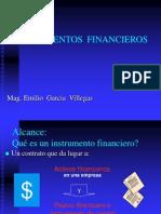 Actiivos Financieros