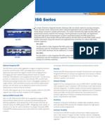 Firewall ISG 2000 Datasheet