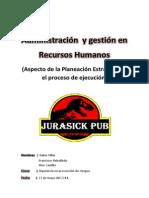 Administración y Gestión en Recursos Humanos