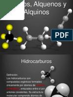Estructura y Nomenclatura Alcanos Alquenos y Alquinos (Cap 1a3)