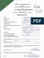 Application Form Mimit 1
