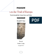 On the Trail of Europa
