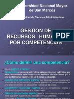 """2. Gestiã""""n Del Talento Humano Por Competencias.unmsmppt"""