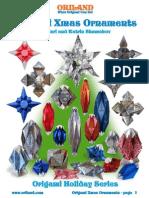 0053-Yuri & Katrin Shumakov - Origami Xmas Ornaments