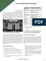 Transformer Protection Principle
