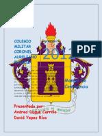 Colegio Militar Coronel Aureliano Buendía