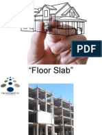 Precast Floor Slab