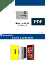 Nokia Lumia Webready