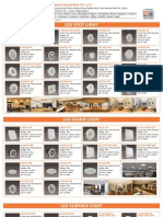 Product Price List w.e.f 1-07-14