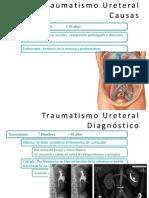 Traumatismo Ureteral.pptx