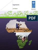 African Human Development Report - 2012