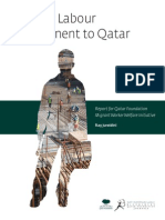 Migrant Labour Recruitment to Qatar