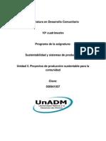 Unidad 3. Proyectos de Producción Sustentable Para La Comunidad (1)