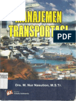 M.nur NASUTION_Manajemen Transportasi
