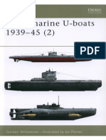 New Vanguard 55 Kriegsmarine U-Boats 1939-45 (2)