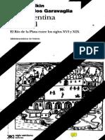 La Argentina Colonial Fradkin y Garavaglia